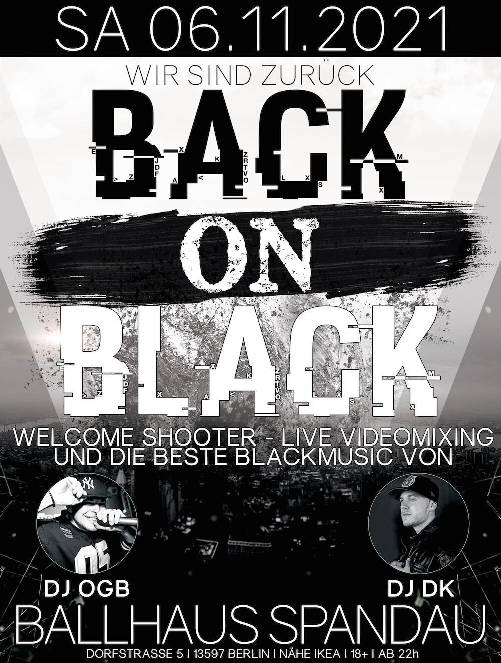 Back on Black